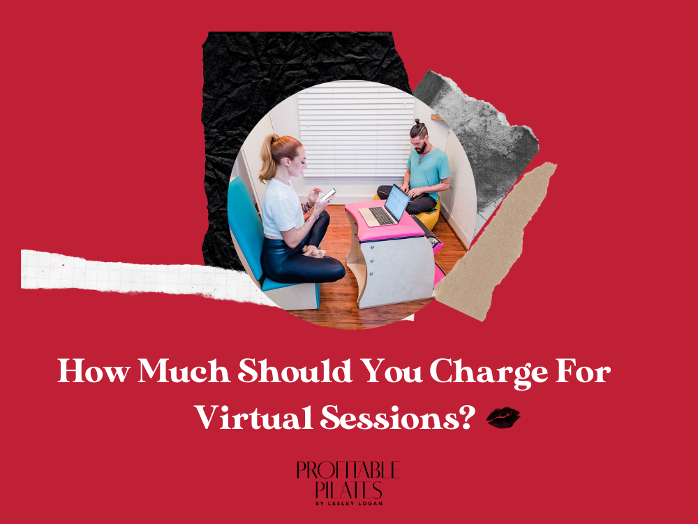 How Much Should You Charge For Virtual Sessions